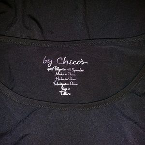 Chico's Tops - NWT CHICO'S 2 Partial Cold Shoulder Blouse